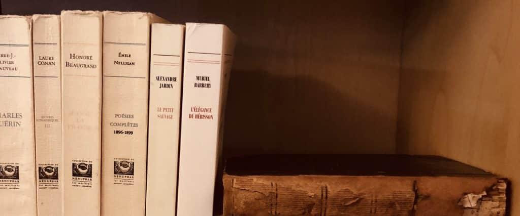 Se départir de livres: sacrilège ou bonne action?